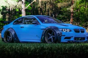BMW M3 E92 Coupe mit Maxton Widebody Tuning 5 310x205 BMW M3 (E92) Coupe mit Maxton Widebody Tuning!