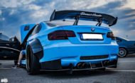 BMW M3 E92 Coupe mit Maxton Widebody Tuning 8 190x117 BMW M3 (E92) Coupe mit Maxton Widebody Tuning!