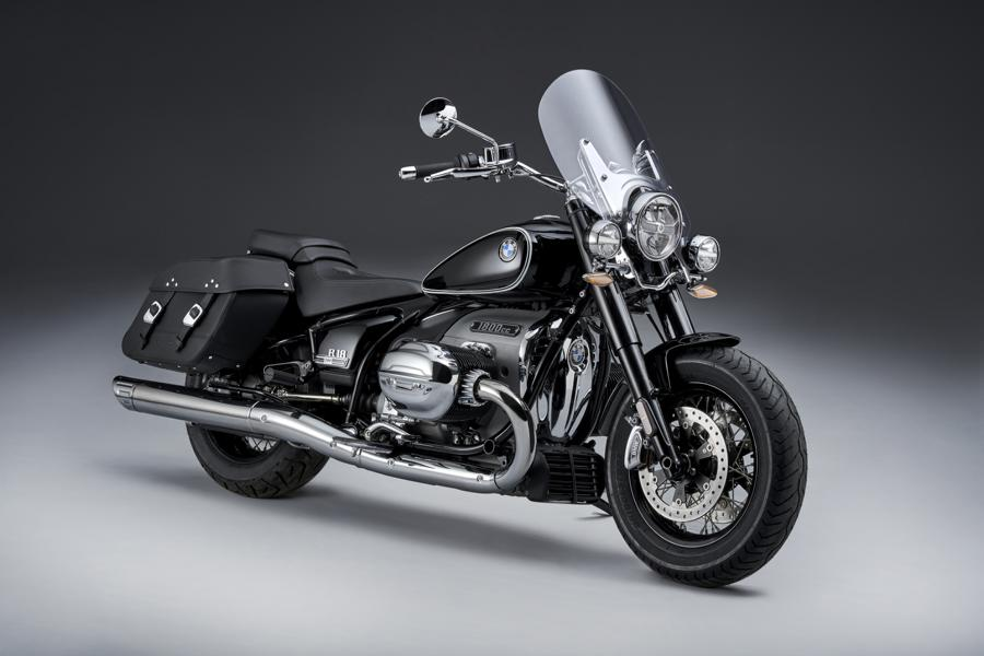 BMW R 18 Classic 2020 Motorrad Tuning 10 Premiere: BMW R 18 Classic and the new BMW R 18!