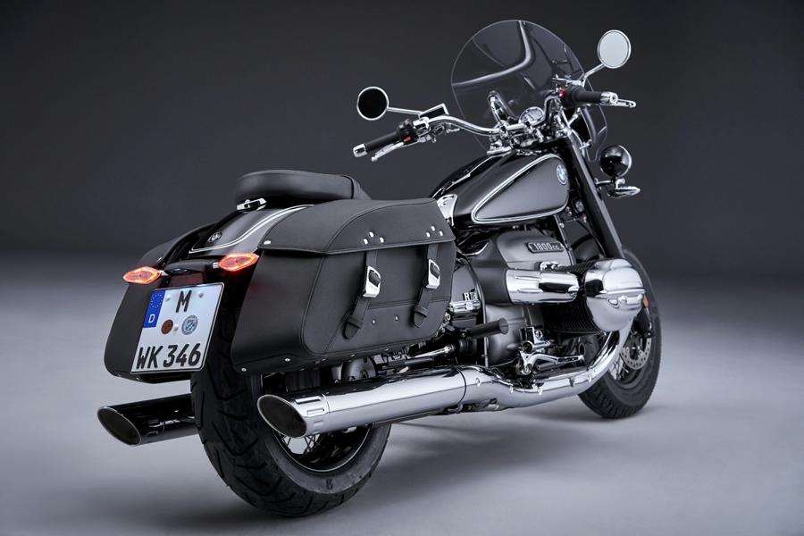 BMW R 18 Classic 2020 Motorrad Tuning 12 Winter motorcycle: winter break with products from BMW!