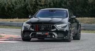"BRABUS Rocket 900 ONE OF TEN Mercedes AMG GT 63 X 290 Head 310x165 Ein neues BRABUS MASTERPIECE: Der BRABUS Rocket 900 ""ONE OF TEN"""