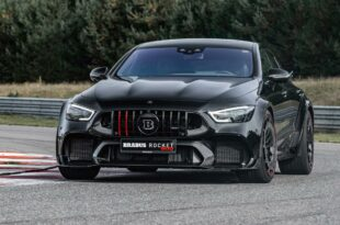 "BRABUS Rocket 900 ONE OF TEN Mercedes AMG GT 63 X 290 Head 310x205 A new BRABUS MASTERPIECE: The BRABUS Rocket 900 ""ONE OF TEN"""