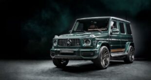 Carlex Design Mercedes G Klasse Racing Green Edition G63 AMG W463A 3 310x165 Carlex Design Mercedes G Klasse Racing Green Edition!