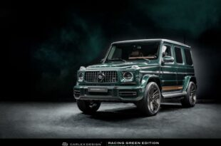 Carlex Design Mercedes G Class Racing Green Edition G63 AMG W463A 3 310x205 Carlex Design Mercedes G Class Racing Green Edition!