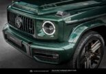 Carlex Design Mercedes G Klasse Racing Green Edition G63 AMG W463A 6 155x109 Carlex Design Mercedes G Klasse Racing Green Edition!