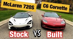 Chevrolet Corvette C6 vs. McLaren 720S 310x165 Video: 1.000 PS Chevrolet Corvette C6 vs. McLaren 720S