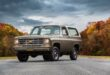 Under power - Chevrolet shows K5 Blazer-E for the SEMA360!