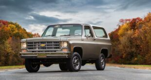 Chevrolet shows K5 Blazer E SEMA360 Tuning 7 310x165 Under power Chevrolet shows K5 Blazer E for the SEMA360!