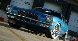 Detroit Speed 1970 Chevrolet Camaro GM 7.0L LS7 V8 Restomod 44 310x165 Video: 1970 Chevrolet Camaro mit GM 7.0L LS7 V8 Power!