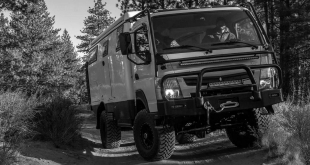 EarthCruiser EXP FX Expedition Vehicles V8 2020 22