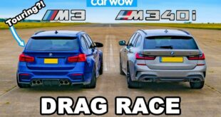 Fake BMW M3 Touring F81 vs. M340i G21 xDrive 310x165 Video: Fake BMW M3 Touring (F81) vs. M340i (G21) xDrive!