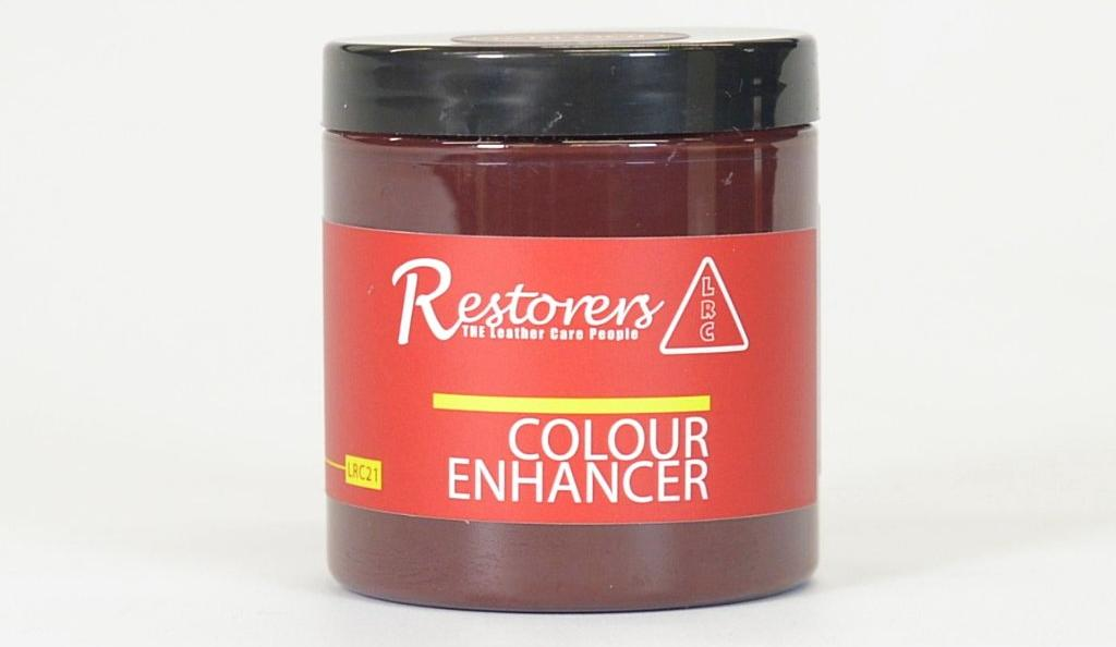 Color Freshener Leather Interior Car Cleaning 5 Maintain the leather interior with a color freshener!