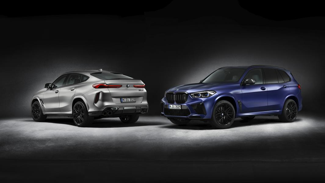 First Edition BMW X5 M Competition X6 M F95 F96 Tuning 12 First Edition BMW X5 M Competition & X6 M Competition