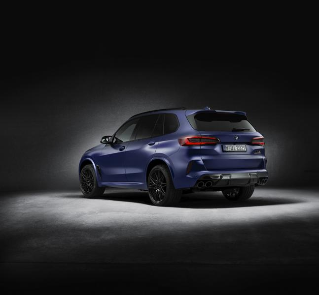 First Edition BMW X5 M Competition X6 M F95 F96 Tuning 6 First Edition BMW X5 M Competition & X6 M Competition
