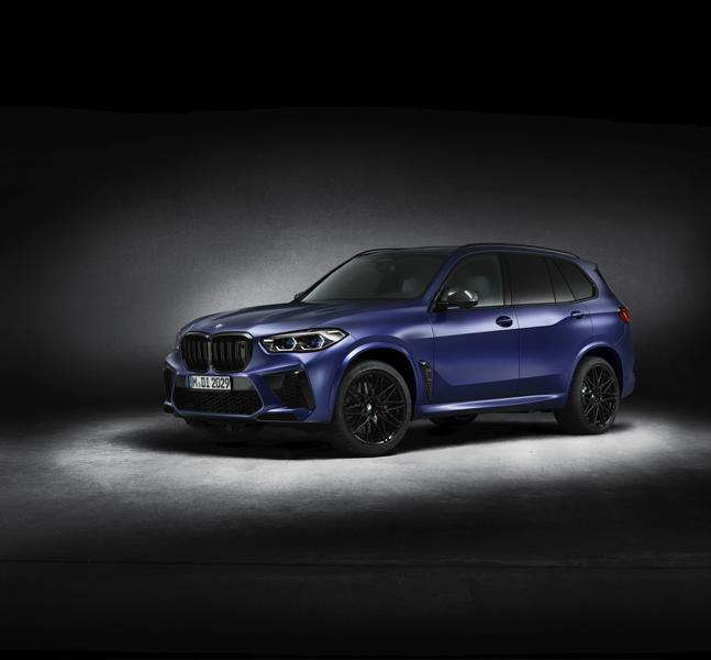 First Edition BMW X5 M Competition X6 M F95 F96 Tuning 7 First Edition BMW X5 M Competition & X6 M Competition