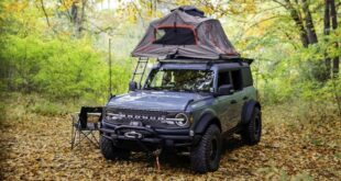 Ford Bronco Overland Concept Tuning 1 1 310x165 Perfect camper: 2020 Ford Bronco Overland Concept!