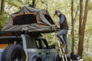 Ford Bronco Overland Concept Tuning 2 190x127 Perfect Camper: 2020 Ford Bronco Overland Concept!