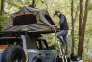 Ford Bronco Overland Concept Tuning 5 190x127 Perfect Camper: 2020 Ford Bronco Overland Concept!