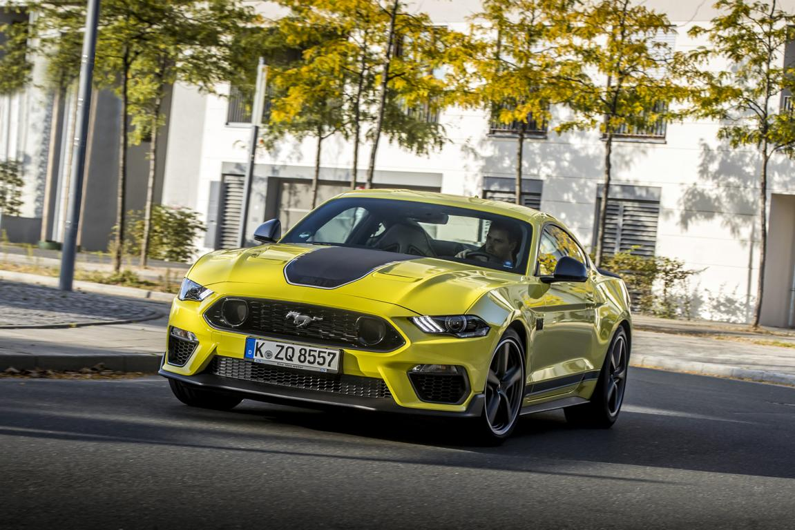 Ford Mustang Mach 1 Europa Tuning 19 Ford Mustang Mach 1 mit 460 PS kommt nach Europa!