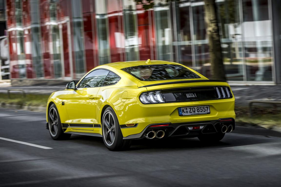 Ford Mustang Mach 1 Europa Tuning 25 Ford Mustang Mach 1 mit 460 PS kommt nach Europa!