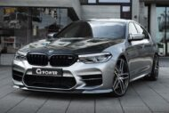 G Power G5M Hurricane RR BMW M5 F90 1 190x127 G Power G5M Hurricane RR BMW M5 (F90) with 900 PS!