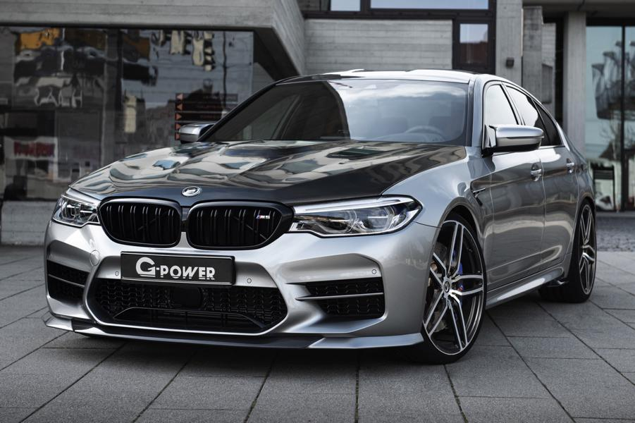 G Power G5M Hurricane RR BMW M5 F90 1 G Power G5M Hurricane RR BMW M5 (F90) with 900 PS!