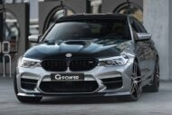 G Power G5M Hurricane RR BMW M5 F90 2 190x127 G Power G5M Hurricane RR BMW M5 (F90) with 900 PS!