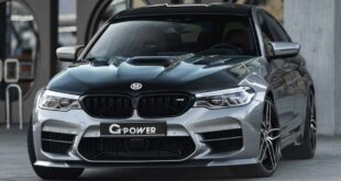 G Power G5M Hurricane RR BMW M5 F90 2 310x165 G Power G5M Hurricane RR BMW M5 (F90) with 900 PS!