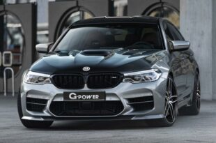 G Power G5M Hurricane RR BMW M5 F90 2 310x205 G Power G5M Hurricane RR BMW M5 (F90) with 900 PS!