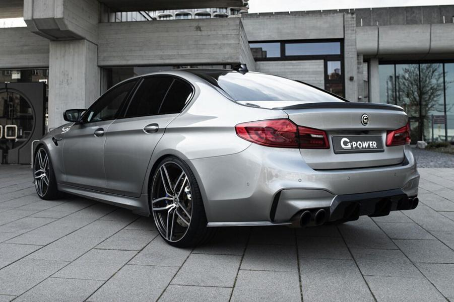 G Power G5M Hurricane RR BMW M5 F90 4 G Power G5M Hurricane RR BMW M5 (F90) with 900 PS!