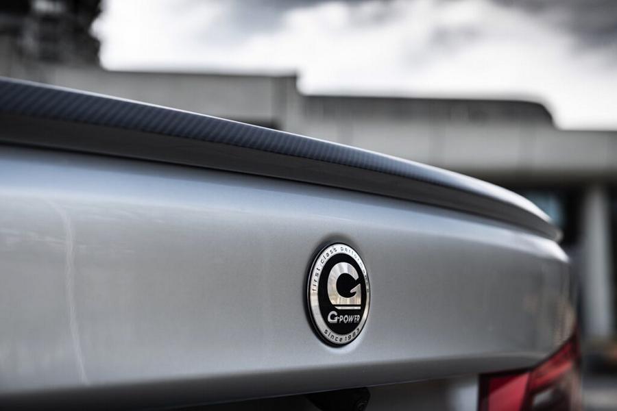 G Power G5M Hurricane RR BMW M5 F90 5 G Power G5M Hurricane RR   BMW M5 (F90) mit 900 PS!