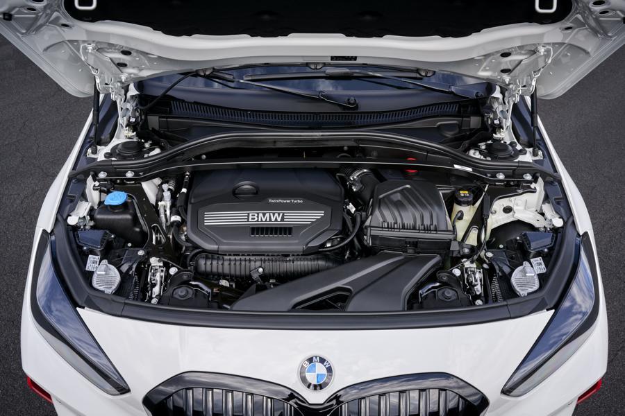 GTI Gegner BMW F40 128ti Tuning 28 Ein 265 PS GTI Gegner von BMW! Der 128ti Hot Hatch...