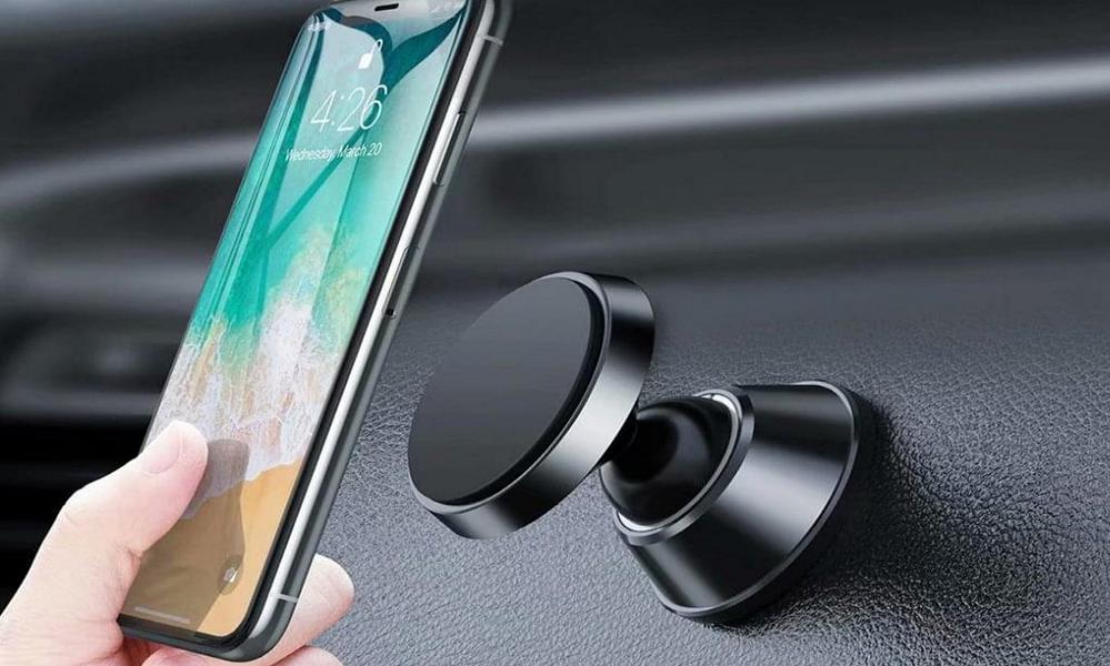 Mobile phone holder smartphone car retrofit magnet Which mobile phone holder is the best for the vehicle?