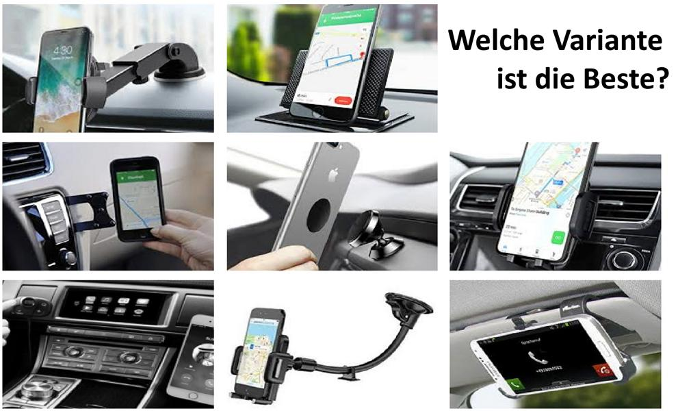 Mobile phone holder retrofitting a smartphone car Which mobile phone holder is the best for the vehicle?