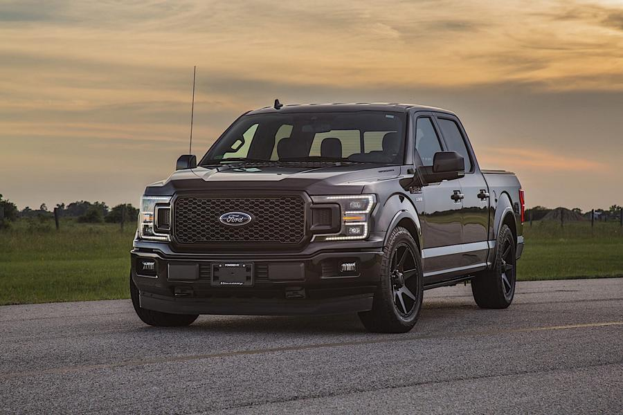 Hennessey Performance Ford F 150 als HPE750 4 Video: Hennessey Performance Ford F 150 als HPE750!