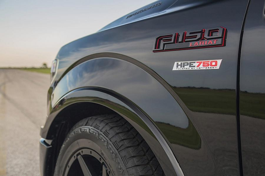 Hennessey Performance Ford F 150 als HPE750 8 Video: Hennessey Performance Ford F 150 als HPE750!