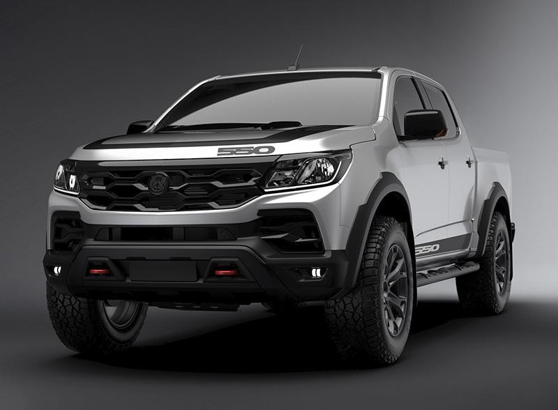 Holden Colorado von Walkinshaw Performance 6 Mächtiger Holden Colorado von Walkinshaw Performance