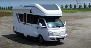 Hyundai Porest Motorhome Camper Tuning 21 310x165 For South Korea: Hyundai presents the Porest Motorhome!