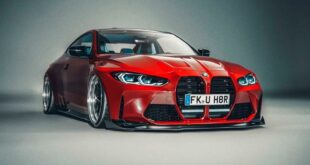 Khyzyl Saleem 2020 BMW M4 Coupe G82 Widebody Airride Header 310x165 Rendering eines BMW 850CSi (E31) von Khyzyl Saleem!