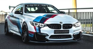 Manhart MH4 GTR Champion Edition BMW M4 Tuning F82 Header 310x165 708 PS! Manhart MH4 GTR als getunte Champion Edition!