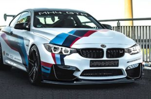 Manhart MH4 GTR Champion Edition BMW M4 Tuning F82 Header 310x205 708 PS! Manhart MH4 GTR als getunte Champion Edition!