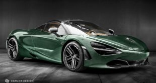 McLaren 720s als Racing Green Edition von Carlex Design 5 310x165 McLaren 720s als Racing Green Edition von Carlex Design