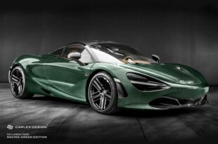 McLaren 720s as Racing Green Edition by Carlex Design 5 310x205 McLaren 720s as Racing Green Edition by Carlex Design