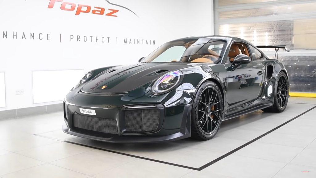Porsche 911 GT2 RS 991.2 Lackierung Interieur Tuning 1 Die besten Premium Autos für ein Date!