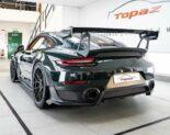 Porsche 911 GT2 RS 991.2 Lackierung Interieur Tuning 10 155x123 100.000 Dollar Lackkleid am Porsche 911 GT2 RS (991.2)!