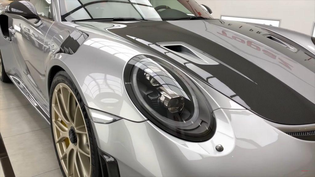Porsche 911 GT2 RS 991.2 Lackierung Interieur Tuning 2 100.000 Dollar Lackkleid am Porsche 911 GT2 RS (991.2)!