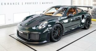 Porsche 911 GT2 RS 991.2 Lackierung Interieur Tuning Header 310x165 100.000 Dollar Lackkleid am Porsche 911 GT2 RS (991.2)!