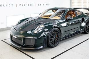 Porsche 911 GT2 RS 991.2 Lackierung Interieur Tuning Header 310x205 100.000 Dollar Lackkleid am Porsche 911 GT2 RS (991.2)!