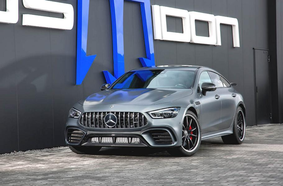 Posaidon GT 63 RS 830 Mercedes AMG GT 4 Tuerer X290 Tuning 3 Posaidon GT 63 RS 830+! Mercedes Monster auf AMG Basis!