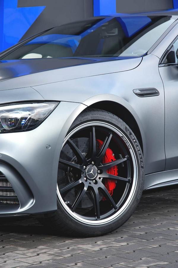 Posaidon GT 63 RS 830 Mercedes AMG GT 4 Tuerer X290 Tuning 4 Posaidon GT 63 RS 830+! Mercedes Monster auf AMG Basis!